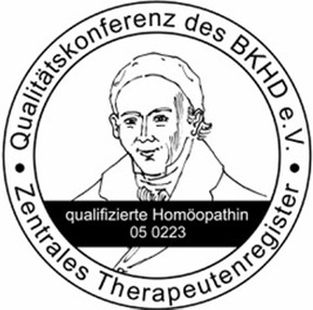 Zentrales Therapeutenregister, BKHD. Homöopathie Sabine Scheuch, bei Schilddrüsenunterfunktion